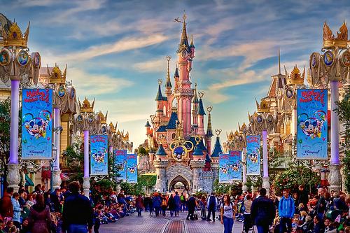 Disneyland Resort Paris, Marne la Vallée, France