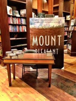 Mount Pleasant Launch