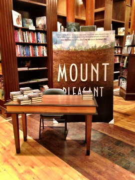 Mount Pleasant Launch