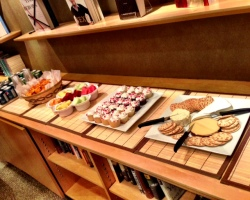 Yummy treats for the bloggers!