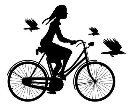 Flavia_on_Bike_Master_Vectors