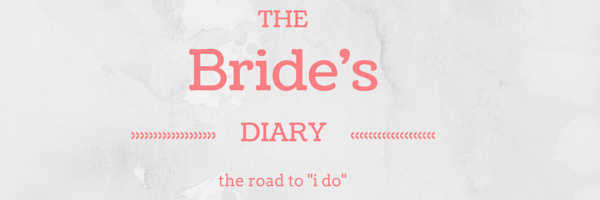 The Bride's Diary